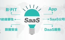 对于SaaS领域这六大趋势,不知道你怎么看?