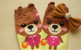 《免费+》连载17:纠结的袜子和换位的熊