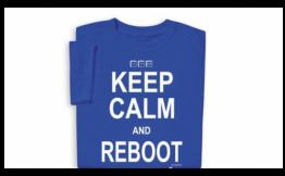 Sort, Reboot & Commit. / 重整, 重新开始和坚持。