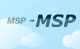 借助AI实现标准化、规模化,MSP要在云端完成划时代裂变?
