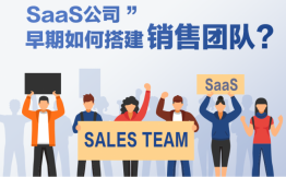 SaaS公司早期如何搭建销售团队?