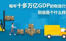 揭秘:每年十多万亿GDP的物流行业,到底是个什么样?