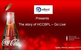 eBest助力可口可乐印度公司,开启全球布局新篇章