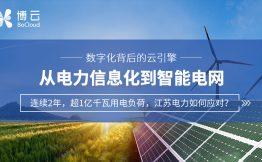 连续2年,超1亿千瓦用电负荷,江苏电力如何应对?