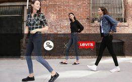 Carry世纪时尚的牛王神话:Levi's