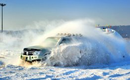挑战零下40度极寒环境,目睹完美呈现极限赛事直播!