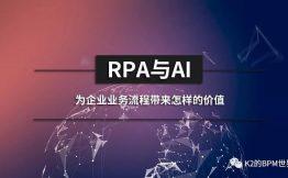 RPA与AI_新技术能给企业业务流程带来怎样的价值?