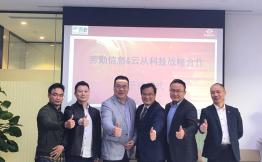 上海劳勤与云从科技建立全面战略合作 共建AI劳动力管理新生态
