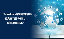 "Salesforce帮助雄鹰移动提高部门协作能力、降低管理成本"""