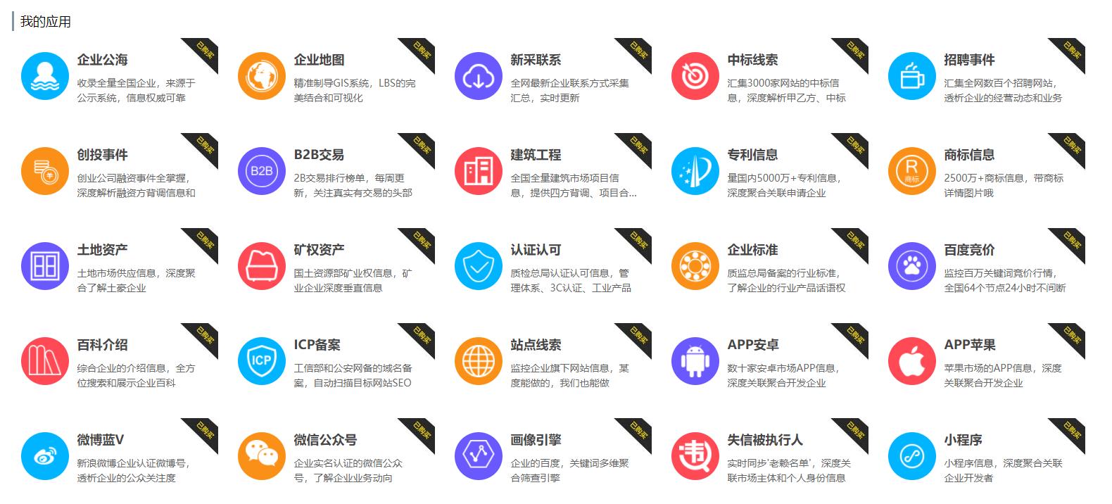 蛛罗迹获客系统功能模块介绍