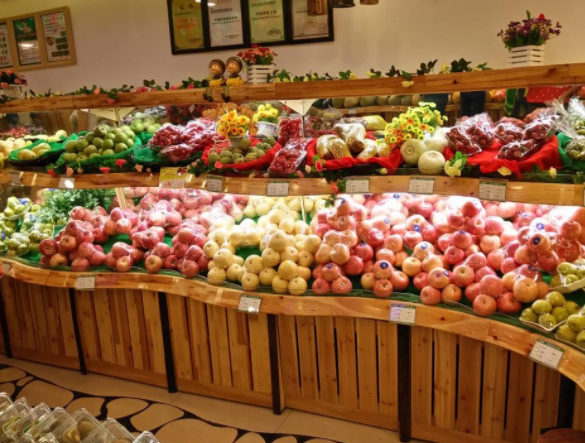 """""""水果独角兽""""百果园跨界卖菜,生鲜混战,你看好吗?"""