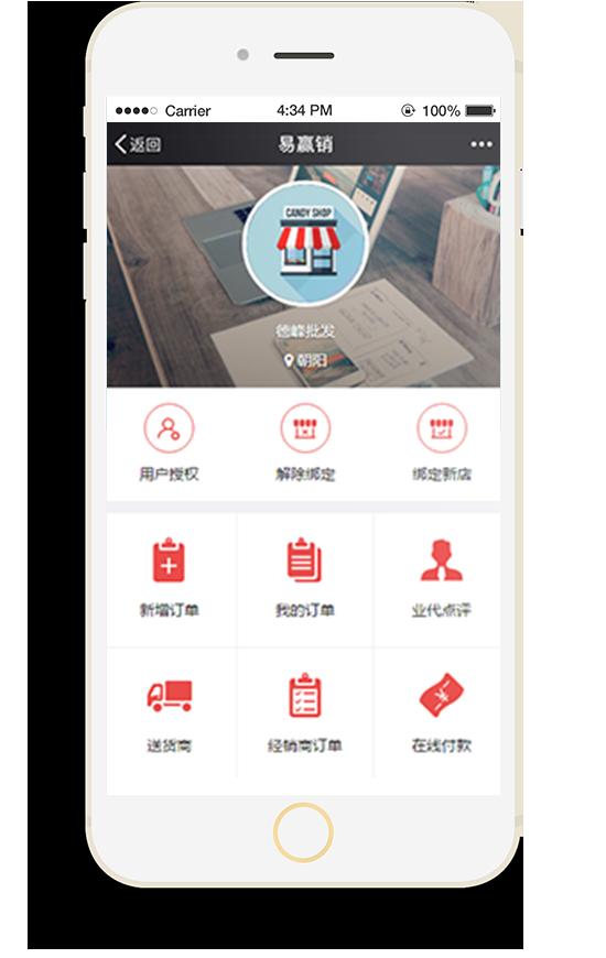 快消品公司SFA软件移动销售管理系统咨询上海eBest
