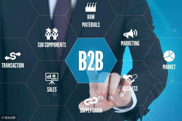 传统企业如何进行B2B升级转型?