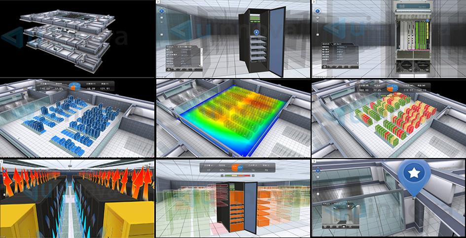 【优锘科技】助力中国公安部建设智能可视化数据中心