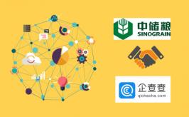 喜报|中储粮网签约企查查 数据驱动构建电商平台会员体系