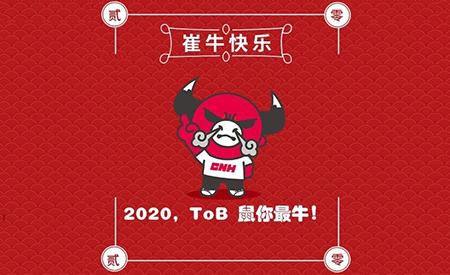 "2020,To B ""鼠""你最牛!"