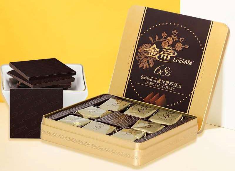 """""""中国第一家巧克力制造商""""金帝食品,携手蓝凌构建智慧OA"""