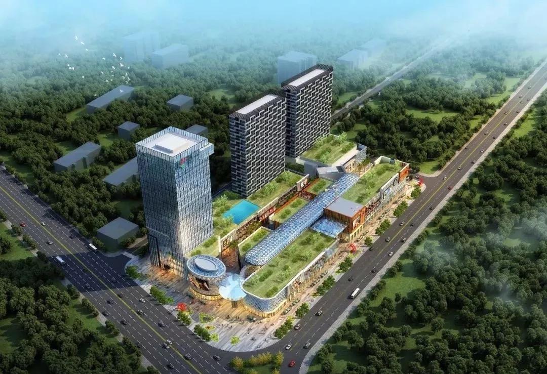 沃享科技携手高登控股集团, 共建佛山西商业繁华