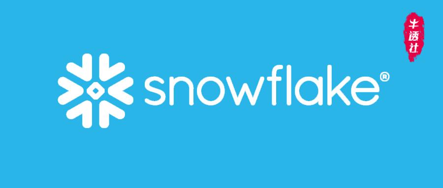 Snowflake 迅速造富背后不可忽视的要点