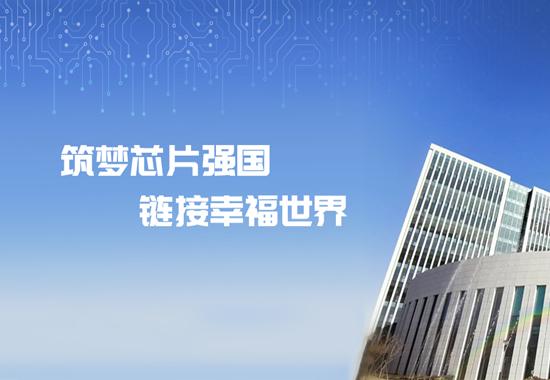 雍熙网站建设 | 华大半导体网站上线啦