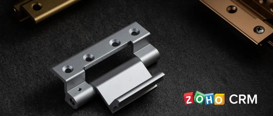 Zoho X 劢承机械,助力世界领先设备制造商高效经营,业绩提升