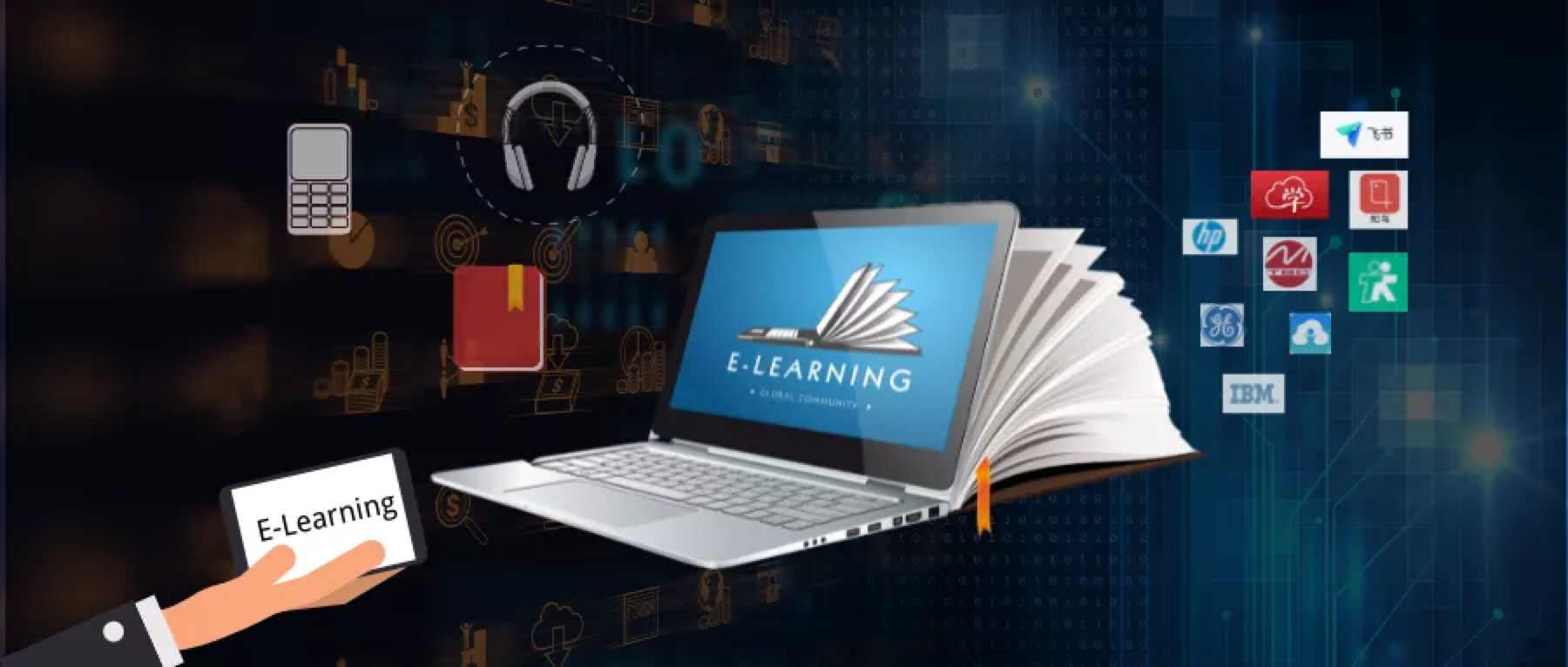 E-learning 20 年,人口红利消失能否撬动近万亿市场?