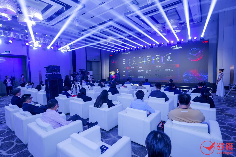 领雁科技:深耕金融科技20载 打造可信赖合作伙伴